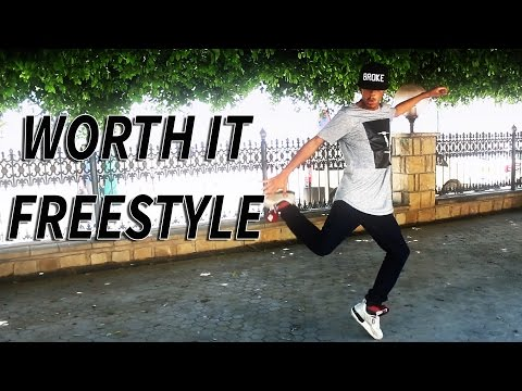 Fifth Harmony - Worth It ft. Kid Ink (Levianth Remix) | Dance Freestyle
