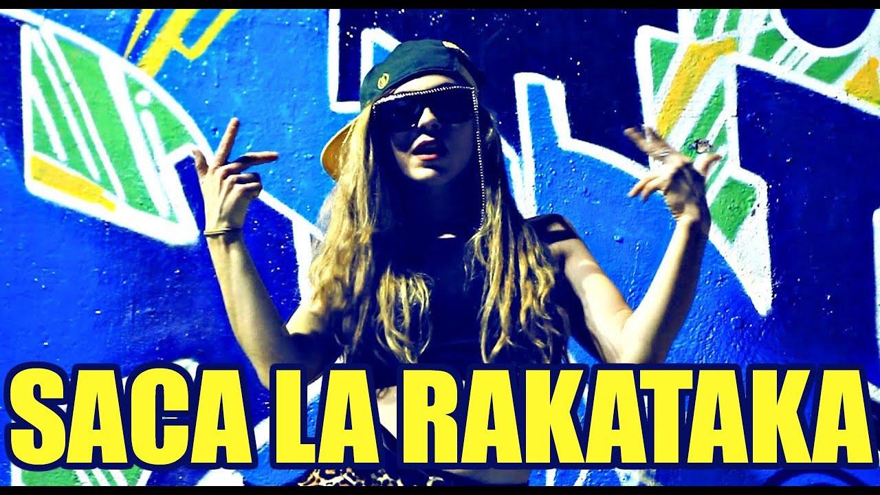 Irie Queen Dhqirie  Saca La Rakataka Mr Saik Pam Pam Riddim Dancehall Dance Youtube