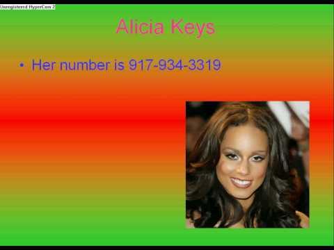 Celeberty Numbers