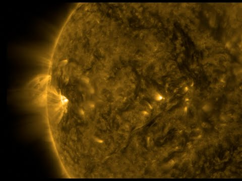 Million-km Plasma Structure, Polar Ice | S0 News Mar.26.2016