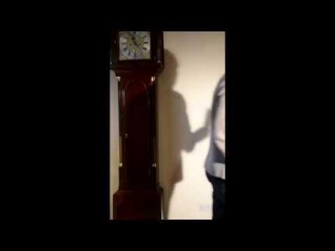 Setting Up An Antique Longcase / Grandfather Clock in Your Home