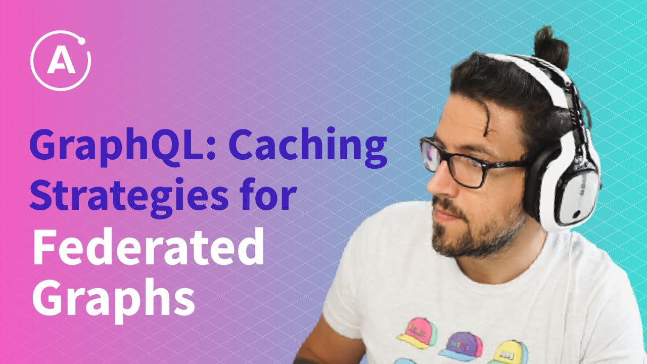 Caching Strategies for Federated Graphs