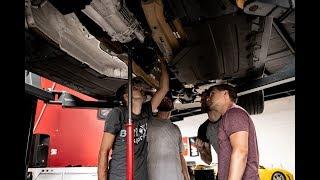 Manual 2020 Toyota Supra - Part 1 - The Transmission