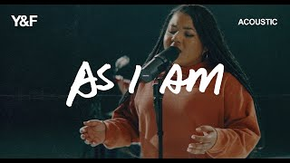 As I Am (Acoustic) - Hillsong Young & Free