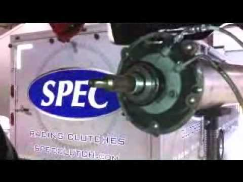 Spec Clutch Ls Shim Video Youtube
