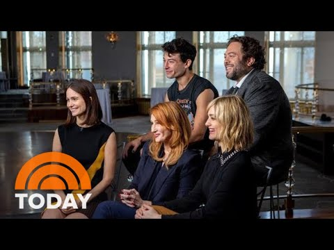 JK Rowling Opens Up About Her Roots And 'Fantastic Beasts' | TODAY