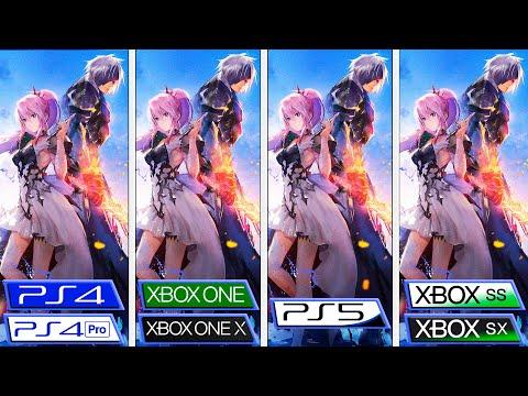 Tales of Arise заметно лучше работает на Xbox Series X, чем на Playstation 5