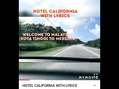hotel-california-with-lyrics