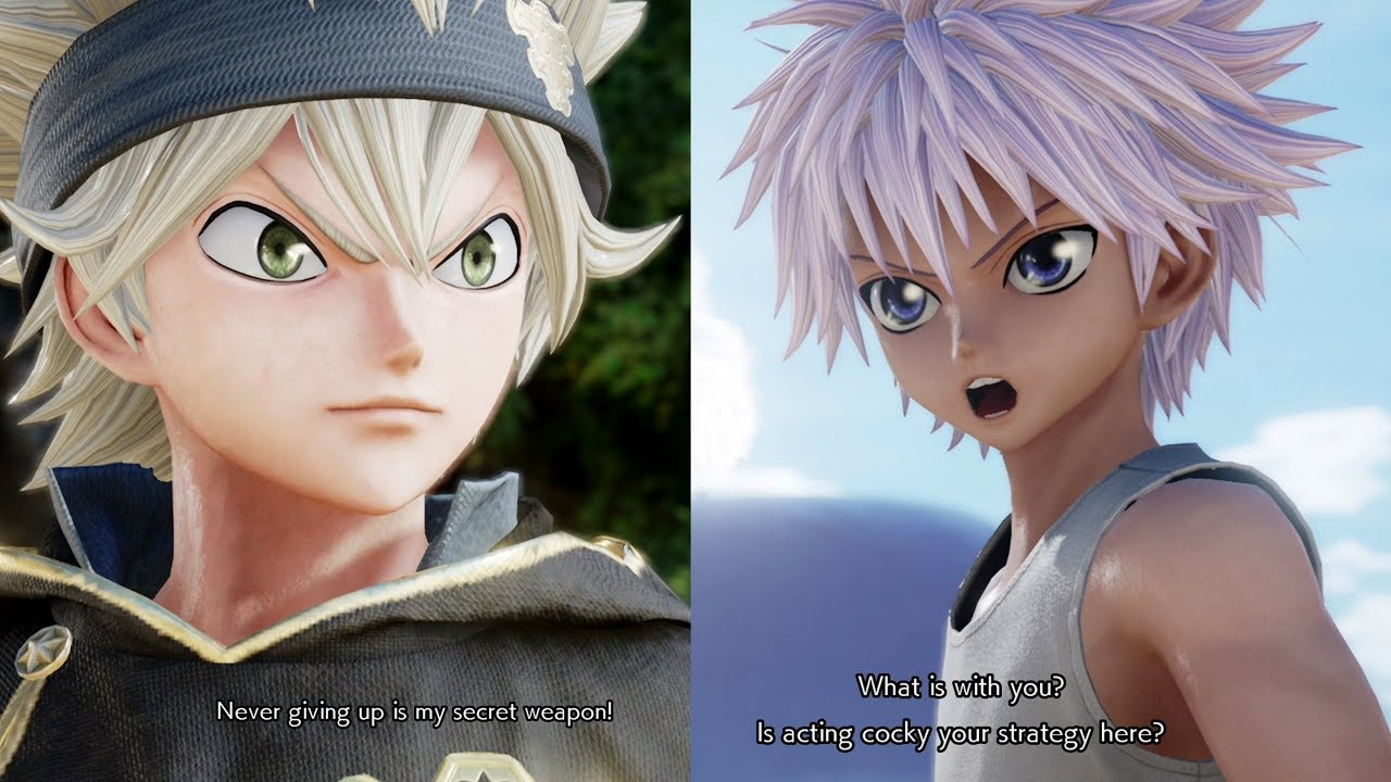 foto de Jump Force - Asta All Unique Special Quotes / Easter Eggs ...