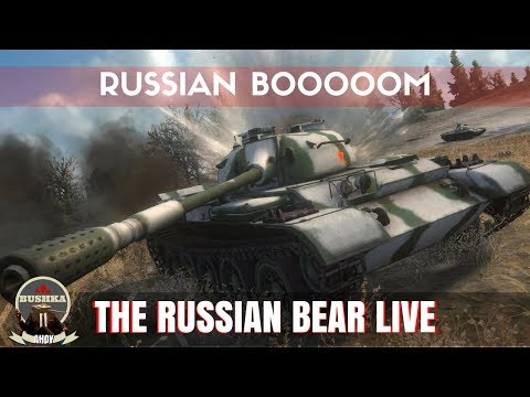 RUSSIAN BIAS ALL STREAM! World of Tanks Blitz