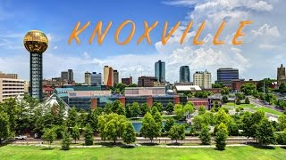Aerial Views In Knoxville Tennessee