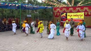 Karnataka Rajyotsavaa Dance JINDAL VIDYA MANDIR-TORANGALLU_BELLARY