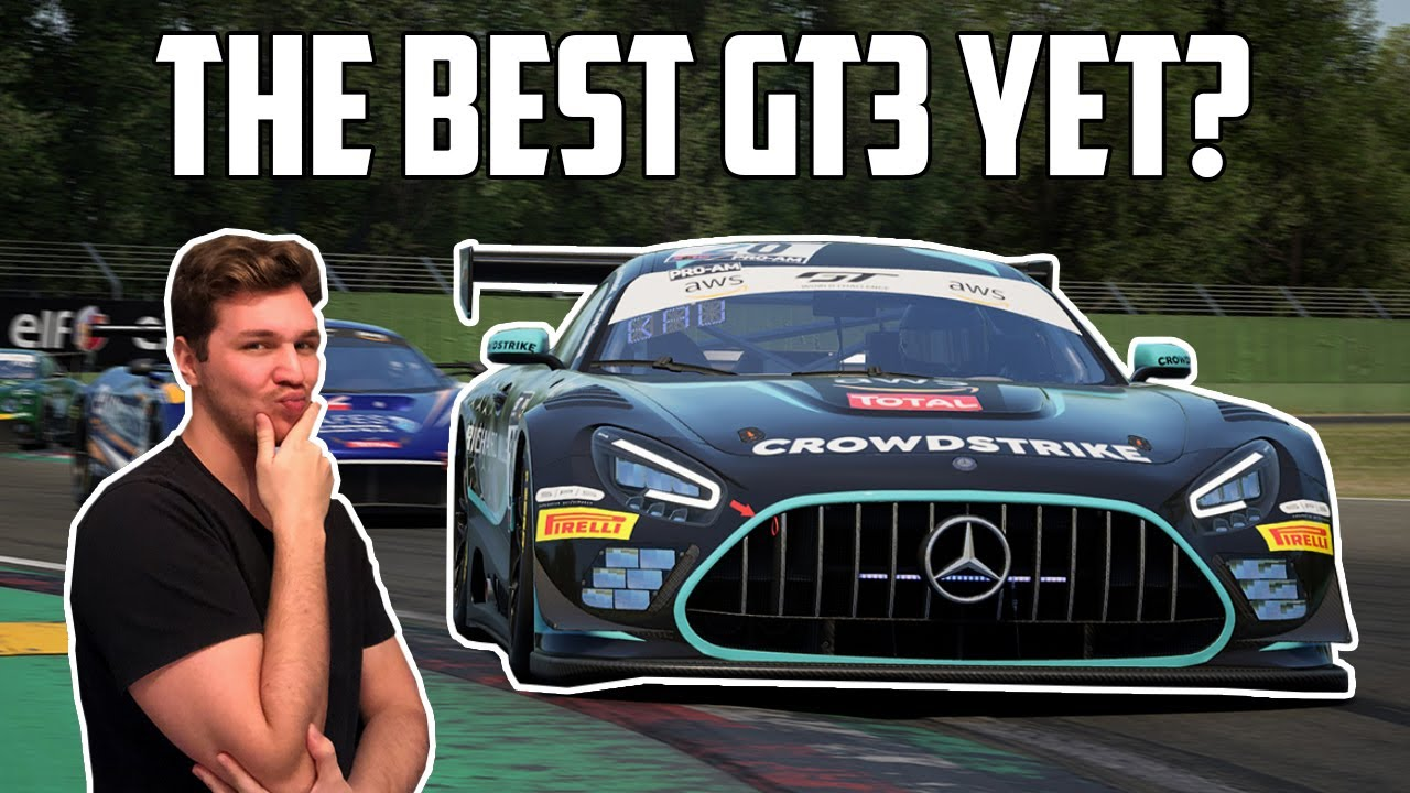 Burkhart: Is this the Best GT3 in ACC
