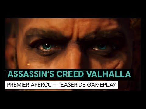 Assassin's Creed Valhalla : Premier Aperçu – Teaser de Gameplay