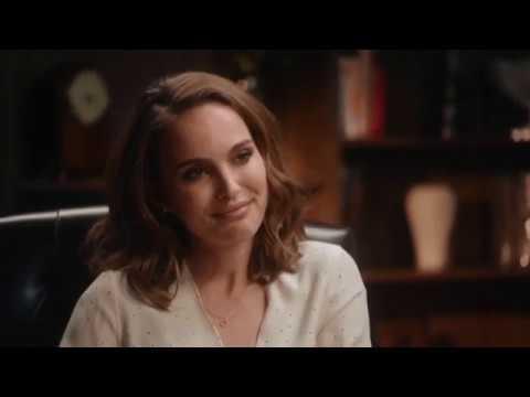 Hayden Christensen y Natalie Portman there's fire in you