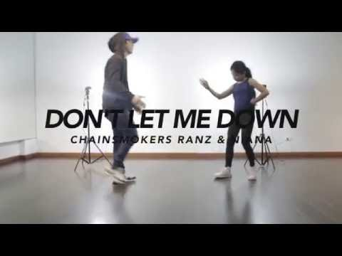 Thumbnail: The Chainsmokers - Don't Let Me Down Dance Choreography | Ranz & Niana
