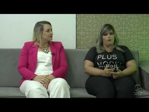 Dialogando: Monick Albuquerque Modelo Plus Size e Dayse Dias Psicóloga | TV SOL