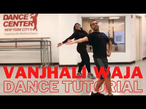 Amrinder Gill - Vanjhali Vaja | Bhangra Dance Choreography Steps & Tutorials | Learn Bhangra