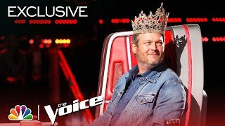 Coaches Say WHAT! - The Voice 2018 (Digital Exclusive)