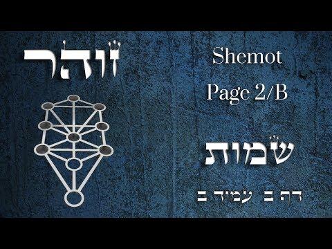 Zohar - Parashat Shemot - The secret of Yechezkel's prophecy - Part 3 - Rabbi Alon Anava