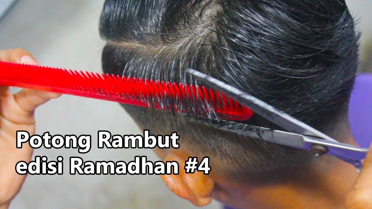 Potong Rambut Model Anak Muda Masa Kini #IndonesianBarber ...