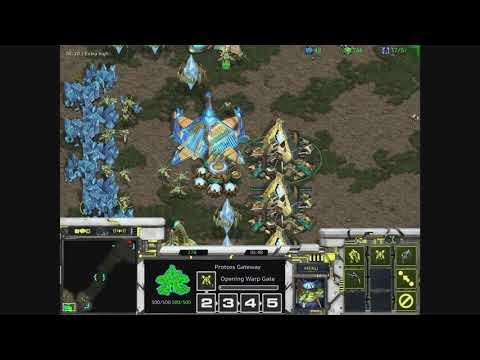 [22.3.18] StarCraft Remastered 1v1 (FPVOD) Connor5620 (P) Vs CEO-LS (P) Fighting Spirit