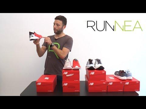 Te presentamos la gama de zapatillas running New Balance 2018