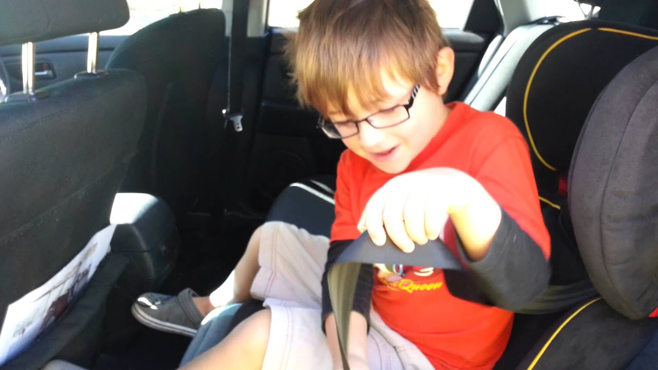 I can Buckle with My Booster Buckle.mp4 - YouTube