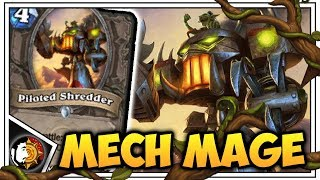 Hearthstone: Zero Losses - Wild Mech Mage - Rise Of Shadows