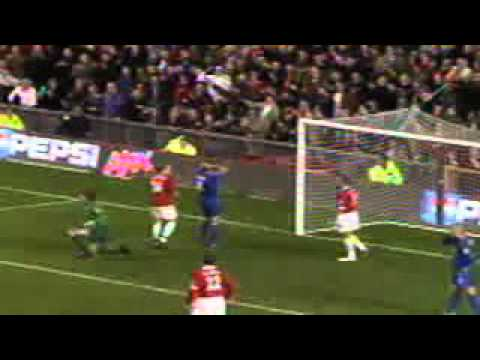 Edwin van der Sar's top saves for Manchester United