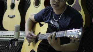 Xanh - Ngọt band (acoustic by Jae Nguyen)
