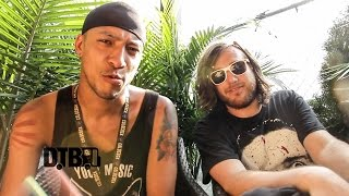 Veil of Maya - CRAZY TOUR STORIES Ep. 276 [Mayhem Edition 2014]