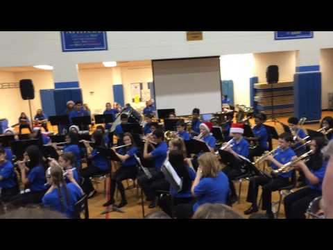 Spring Wood Middle school Symphonic band