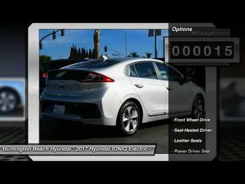 2017 Hyundai IONIQ Electric Huntington Beach CA 17B18640