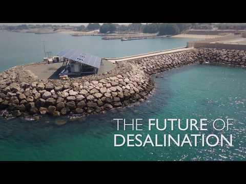 Solar Desalination OSMOSUN® - Abu Dhabi