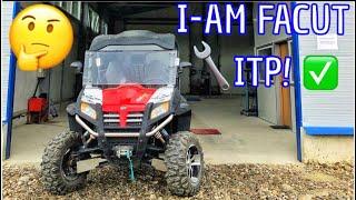 UTV VLOG - AM MERS SA-I FAC ITP-UL Cf Moto Z6