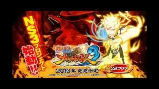 Naruto Ultimate Ninja Storm 3 Announced 2013! (GO TO LINK IN DESCRIPTION!)