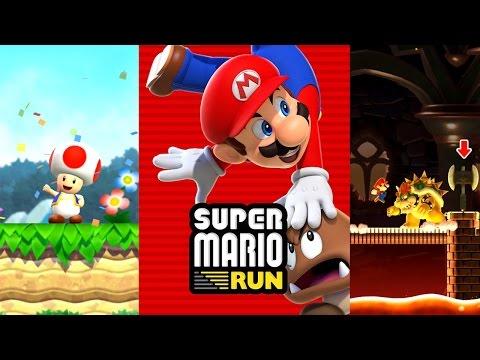 Super Mario Run #1 還返公主個蛋糕俾我!