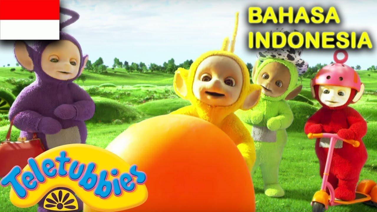 ★Teletubbies Bahasa Indonesia★ Mainan Favorit Bayi Lucu Main Air