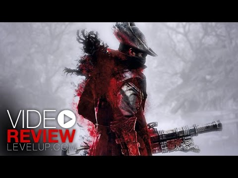 VIDEO REVIEW: Bloodborne