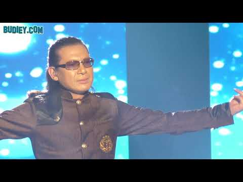 Tia Jinbara CENDERAWASIH di Konsert GEGAR VAGANZA 4