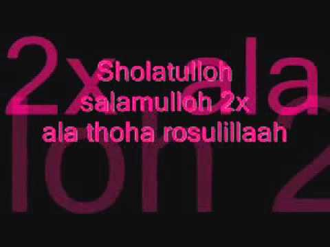 Teks Syi'iran NU - Habib Syech