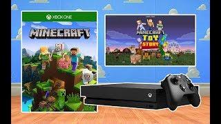 Minecraft Toy Story Mash Up - World Exploration Walkaround