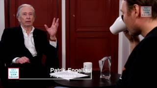 Gäst Jens Ganman   Den svenska journalistkåren
