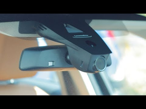 IRO Dashcam G22 For BMW X5 And BMW 3 Series Installation Video