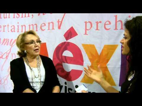 MANZANILLO IN VEGAS - Interview with CECILIA MORFIN at Vegas