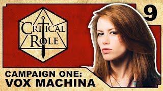 Yug'voril Uncovered - Critical Role RPG Show: Episode 9