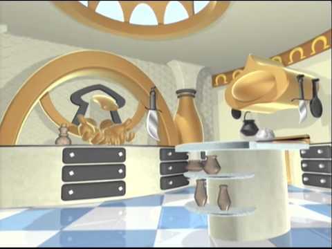 Aladdin Special - Insi... Aladdin Inside The Genies Lamp