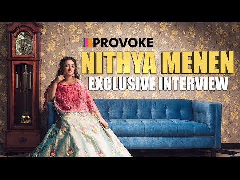 Nithya Menen Exclusive Interview | November Cover Shoot | Provoke TV