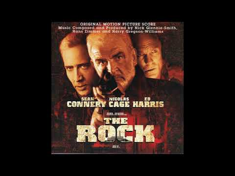 07 -  Fort Walton - Kansas - The Rock 1996 OST